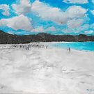 Whitehaven Beach by ltassone