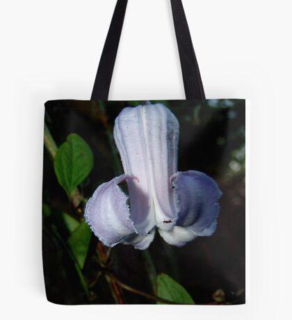 Pine Hyacinth  (Clematis baldwinii ) Tote Bag