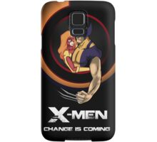 Bob Peak Inspired Xmen Poster Samsung Galaxy Case/Skin