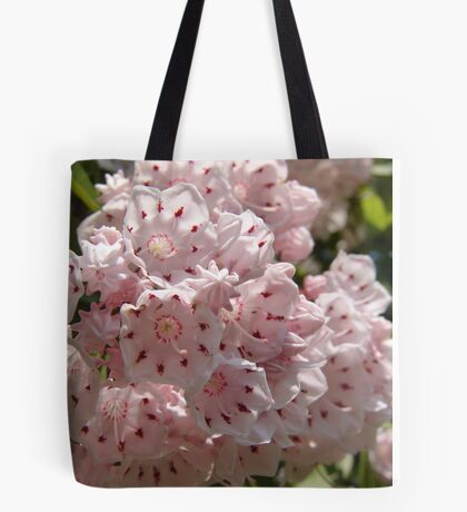 Mountain Laurel  (Kalmia latifolia) Tote Bag