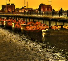Harvard Bridge by LudaNayvelt