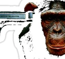 This is evolution Sticker