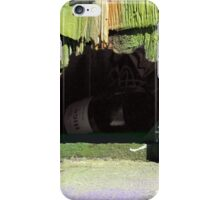A Private Hole In The Wall iPhone Case/Skin
