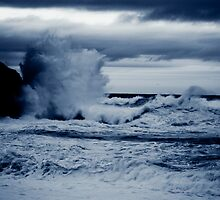 Unsettled Seas by DarrylEPalmer