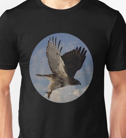 Red-Tail Hawk Tee 2 Unisex T-Shirt
