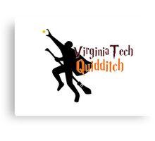 Virginia Tech Quidditch Canvas Print