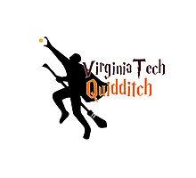 Virginia Tech Quidditch Photographic Print
