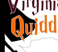 Virginia Tech Quidditch Sticker