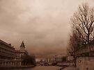 Seine River, Paris by John Douglas
