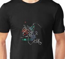 Nodes by TeeSnaps Unisex T-Shirt