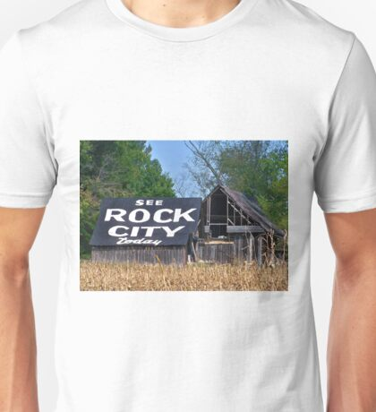 See Rock City Today Unisex T-Shirt