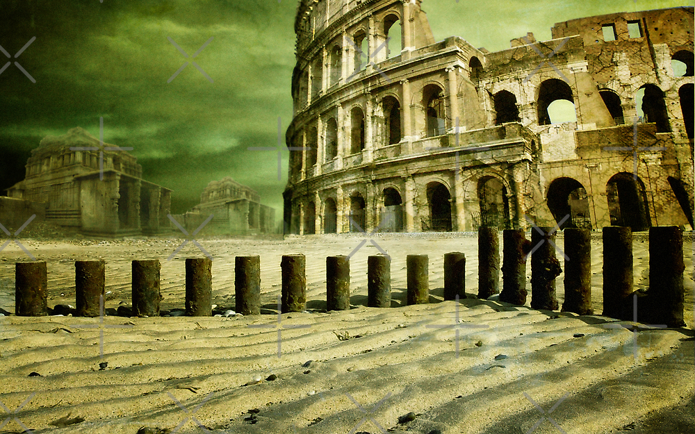 Rome by THE  WULFLAND