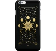 Sun, Moon & Stars iPhone Case/Skin