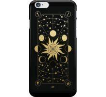 Sun, Moon & Stars iPhone Case/Skin
