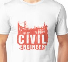 Civil Engineer by TeeSnaps Unisex T-Shirt