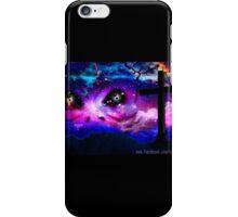 the watcher iPhone Case/Skin