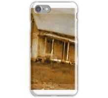 Old Homestead iPhone Case/Skin