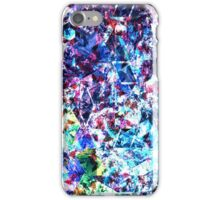 Ice Ice Crystals  iPhone Case/Skin