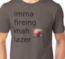 mah lazer Unisex T-Shirt