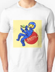 Benny the Spaceman T-Shirt