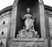 Italia by Cyn Piromalli