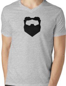Darkest Timeline Goatee Mens V-Neck T-Shirt