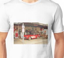 Route 66 Corvette Unisex T-Shirt