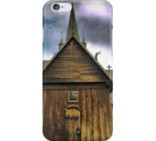 Saving Souls in Gothica iPhone Case/Skin