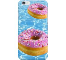 Donut Float iPhone Case/Skin