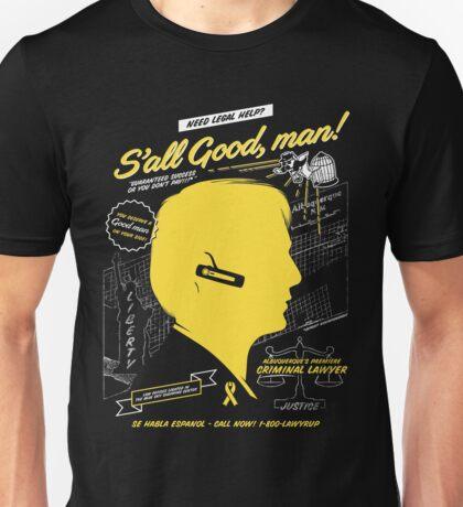 S'all Good, man! Unisex T-Shirt