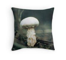 mushroom 2 Throw Pillow