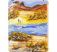 The river iPad Case/Skin