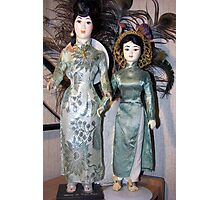 Dolls made in Viet-Nam Photographic Print