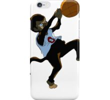 Basketball Monkey iPhone Case/Skin