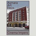 Asmara Art Deco - Cinema Impero by David Thompson
