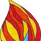 flame by lennylennylenny