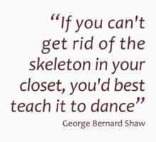 Teaching skeletons to dance... (Amazing Sayings) Kids Clothes