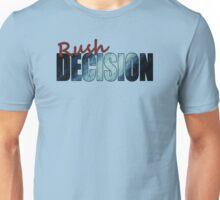 Rush Decision Deep Rush Blue Unisex T-Shirt