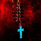 Cross my heart... by Colleen Milburn