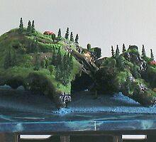 Coco Island by daztech
