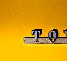 yellow toy(ota) by KreddibleTrout
