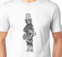 Scared Samurai Unisex T-Shirt