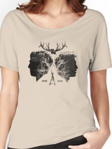 True Partners Women's Relaxed Fit T-Shirt