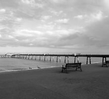 """UK: """"Deal Pier"""", Kent by Kelly Sutherland"""