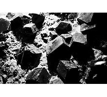 The Boxy Rock Photographic Print