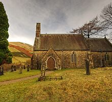 St. Marks' Church, Cautley by Steve  Liptrot