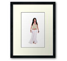 Hippy Chic Framed Print