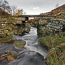 Brontë Bridge by Steve  Liptrot