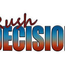 Rush Decision Sunset Chrome by zysis