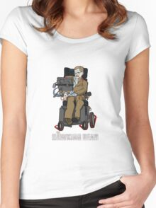 The Hawking Dead Women's Fitted Scoop T-Shirt
